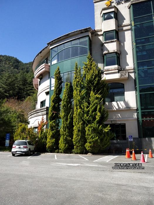 武陵富野渡假村應該是武陵農場的第二旅館,外包給富野來經營。