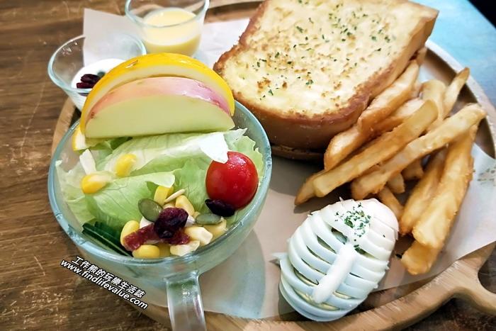 《台南美食》六吋盤早午餐五妃店