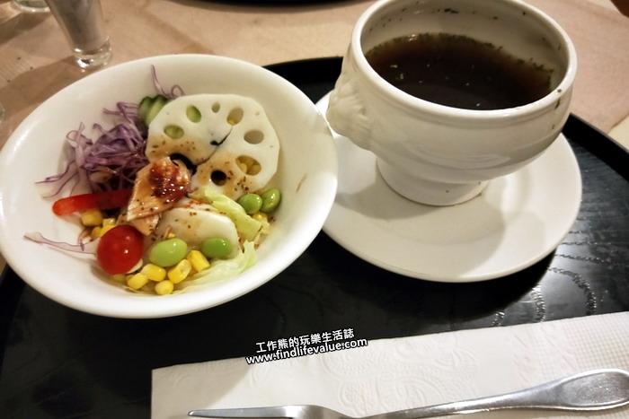 台南《洋蔥咖哩工房》